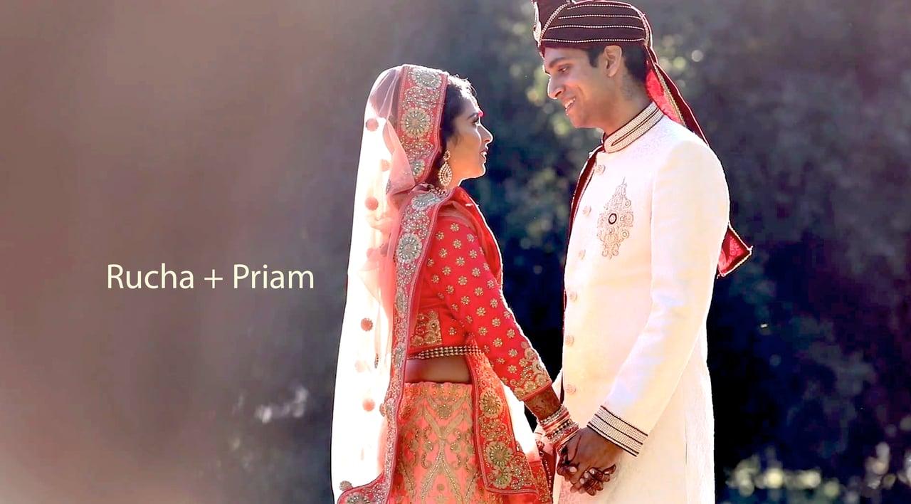 Rucha & Priam | Hindu Wedding Cinematic Highlight | Vivah Winner\'s ...